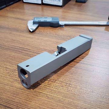 Glock 17 Gen 4 Slide Blank